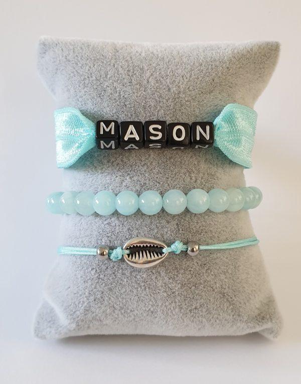 armbanden set mason