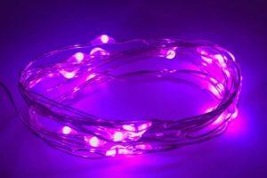 Ibiza Hairlights lila