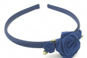 royal blue diadeem