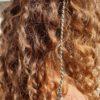 ibiza hairwraps tijger met clip