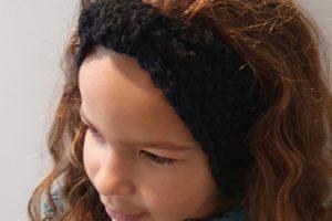oorwarmer kind zwart
